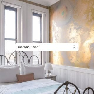 🔍 #NewWallSearch: selected wallpaper with metallic finish. Browse NewWall.com for more designs.