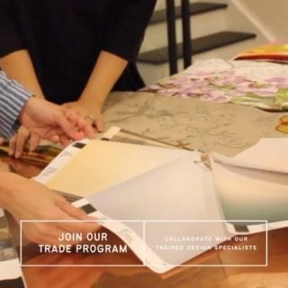 Are you a trade professional? Sign up for our trade program and enjoy exclusive benefits!   ✨ Personalized Service ✨ Unique Product Assortment ✨ Complimentary Samples ✨ Invite to Private Events  Sign up here:  NewWall.com/trade-apply