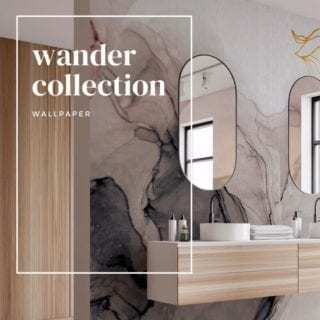 WANDER Collection: The magic of wandering aimlessly and without direction. The expectation of discovering the essence of the world's most remarkable places.
