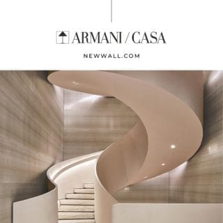 Complement a room's design with modern accents that add a touch of elegance. Armani Casa wallpaper collections reflect Giorgio Armani's aesthetic approach to design: refined, sophisticated and minimalist intended to style your space with timeless elegance and sophistication.