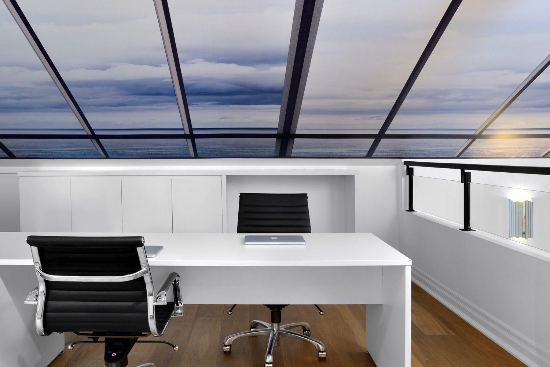 NewWall Showroom - 3rd Floor Office