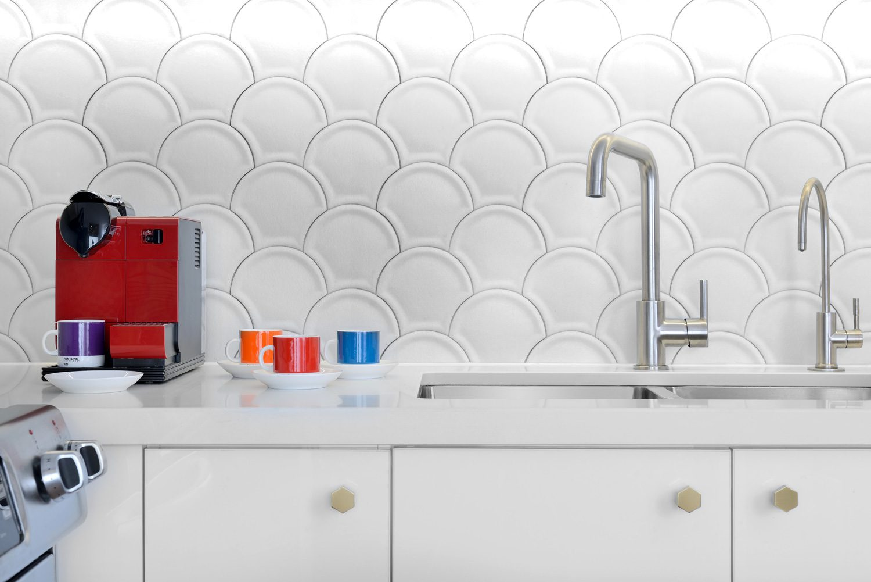 NewWall Showroom - Kitchen